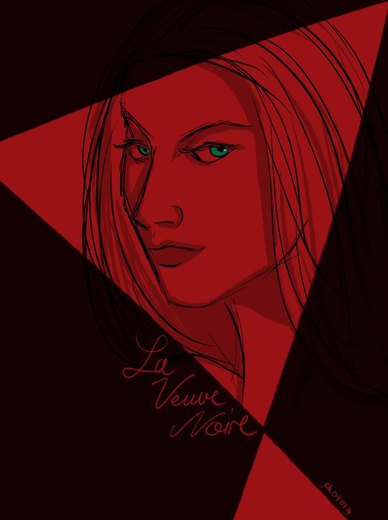 The Black Widow by jeari-sharingan