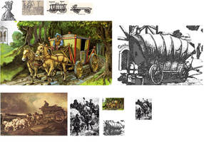 German carts and wagons from Rainer