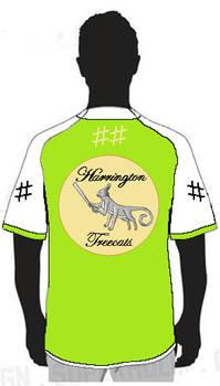 Uniform back Harrington Treecats