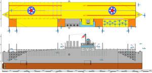 USS Baalkpan Bay CV-5