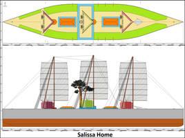 Salissa Home by Pokermind