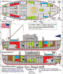 Alliance MTB interior views