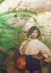 Felicity Jones Blend by RikkutheThief