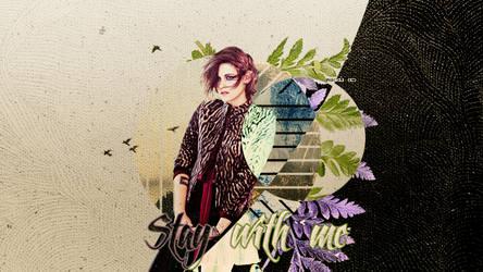 Kristen Stewart Blend by RikkutheThief