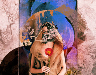 Maisie Williams Blend by RikkutheThief