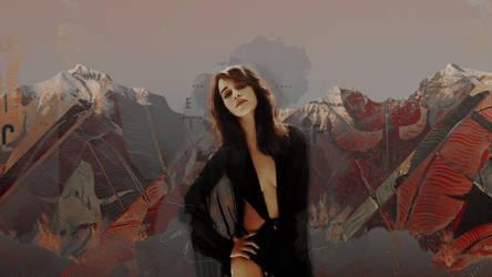Wallpaper Emilia Clarke for Gorgeousmali by RikkutheThief