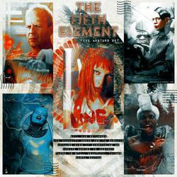 Avatars set - The Fifth Element by RikkutheThief