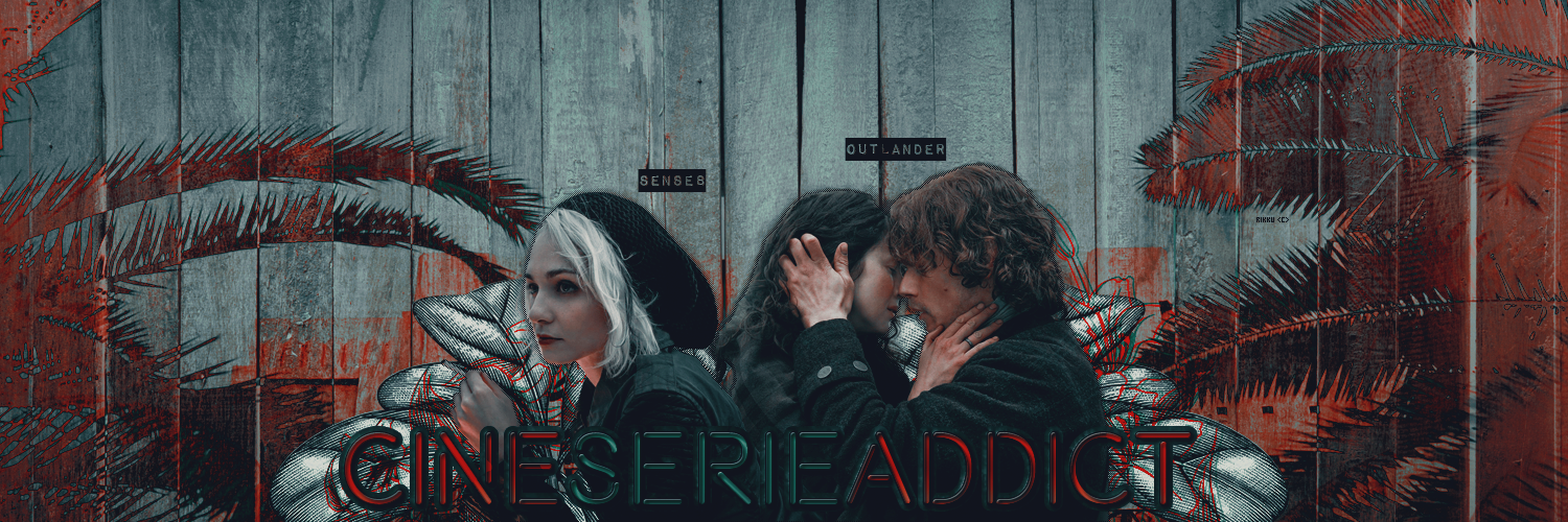 Twitter Banner CineSerieAddict - for Emily on A-D by RikkutheThief