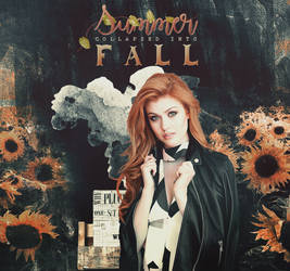 Blend Summer collapsed into Fall