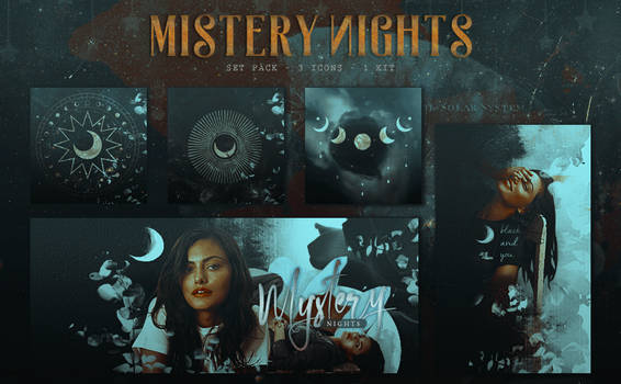 Mystery Nights Set