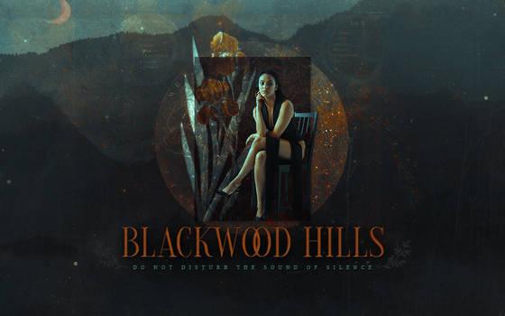 Header 'Blackwood Hills'