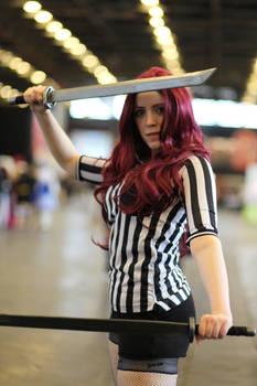Red Card Katarina - League of Legends