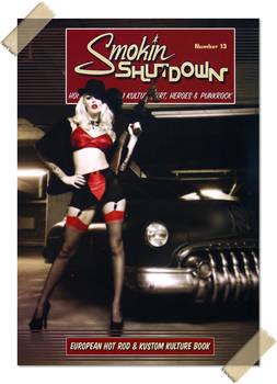 Smokin Shutdown  Sabina Kelley