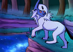 Absol on Route 120