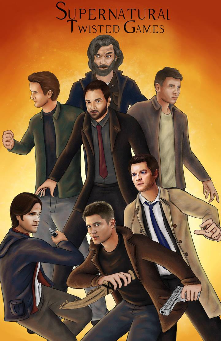 Supernatural: Twisted Games
