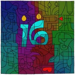 Deviant Art - 16th Birthday