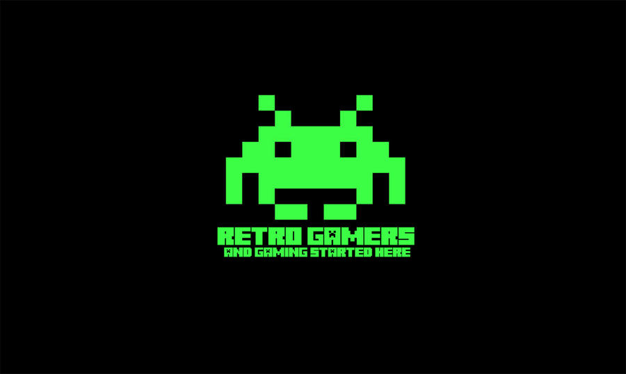 retro gaming wallpapers - photo #30