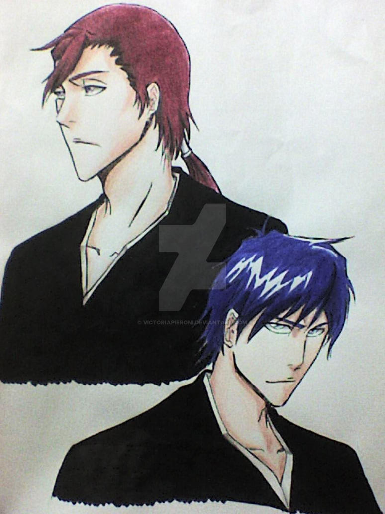 Hiroto and Atsushi 2 by victoriapieroni