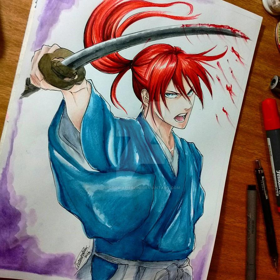 himura kenshin battousai