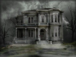 Haunted Victorian by k1ow3