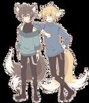 Kitsune Twins