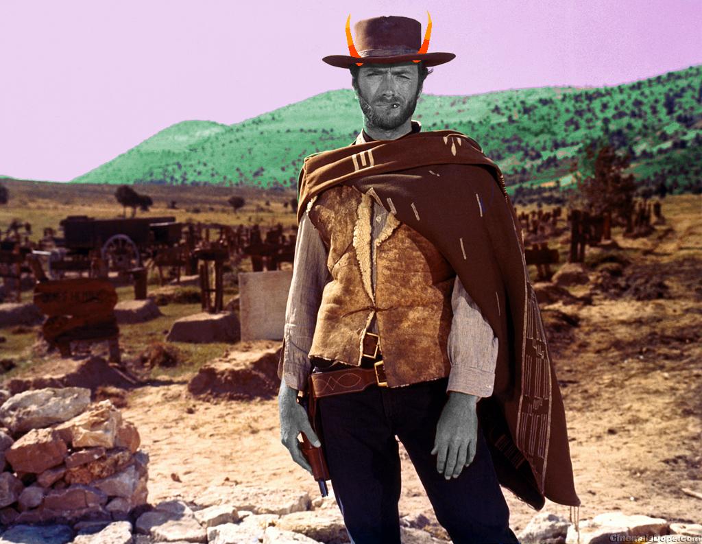 Troll Clint Eastwood by AgentMidnight