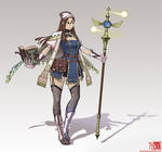 Healer Lyna