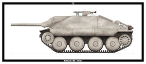 Jagdpanzer 38(t) by PsykoHilly