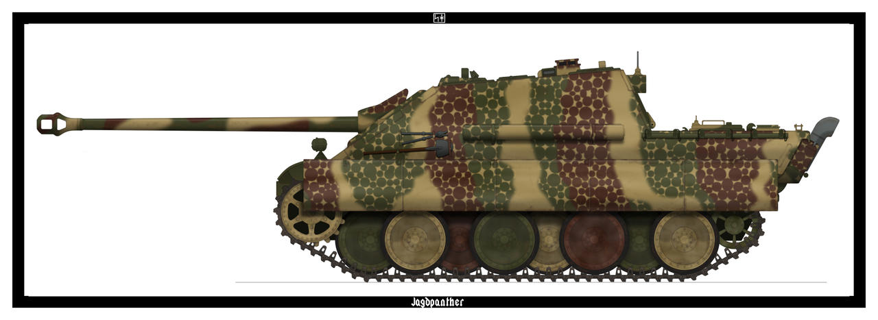 Jagdpanther by PsykoHilly