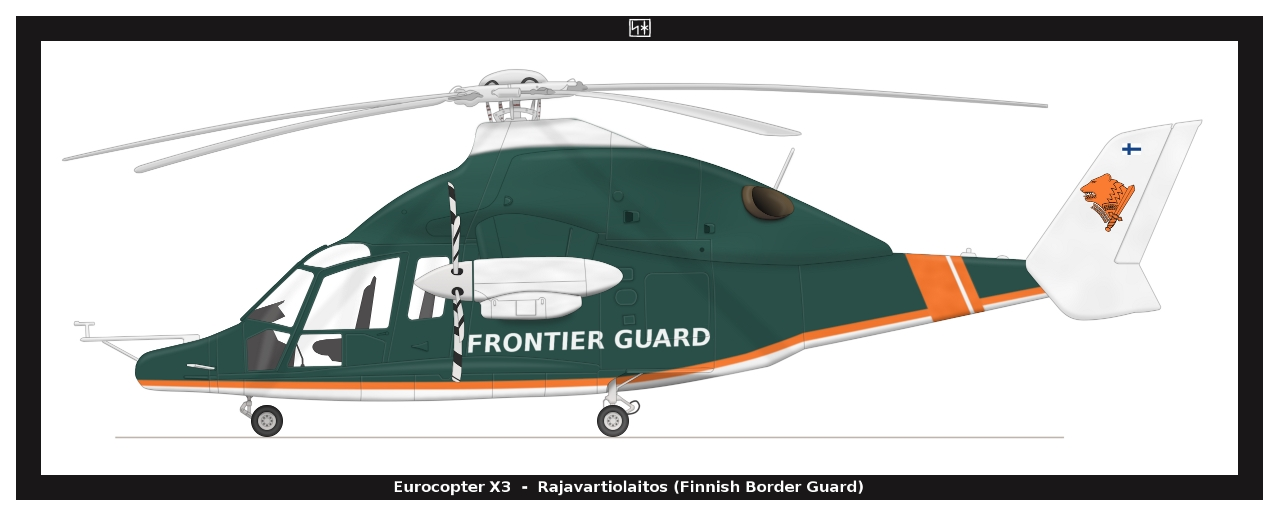 Eurocopter X3 by PsykoHilly
