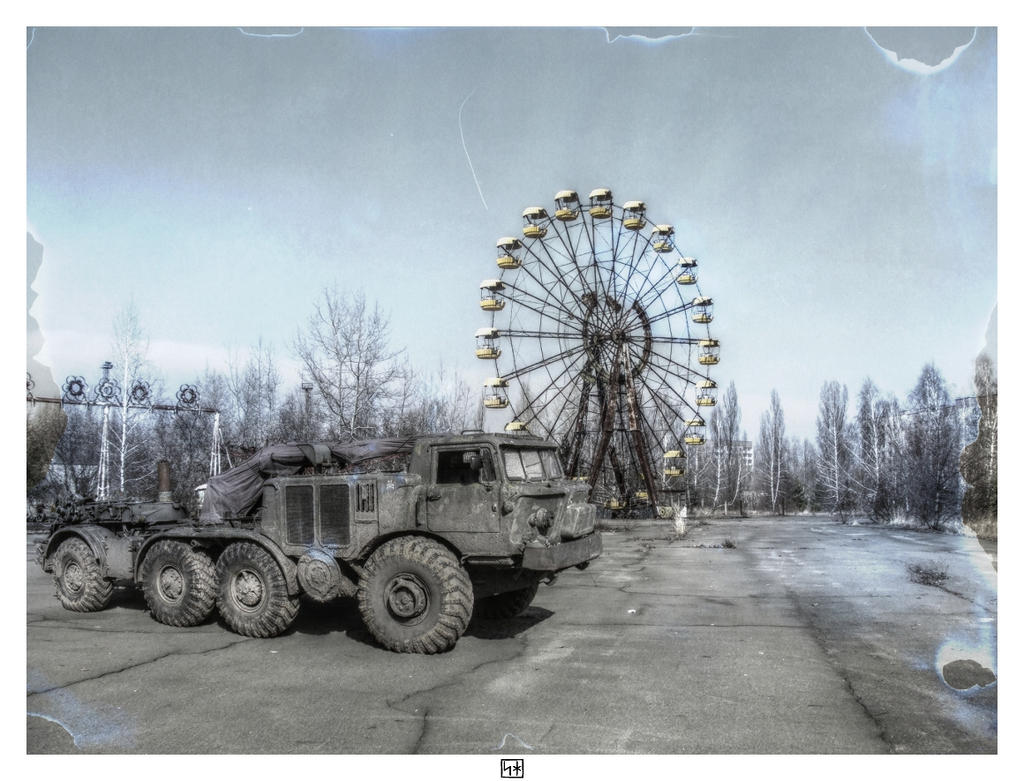 Wheels Of Misfortune by PsykoHilly
