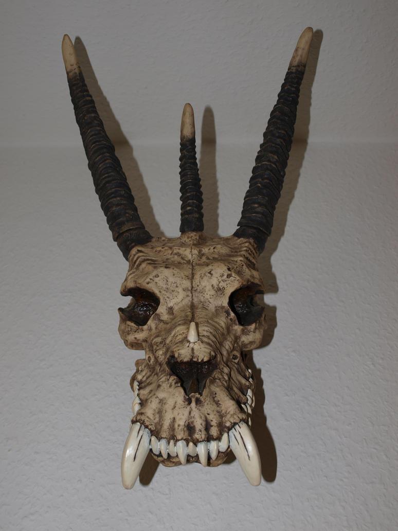 Skull Stock 12 by PsykoHilly
