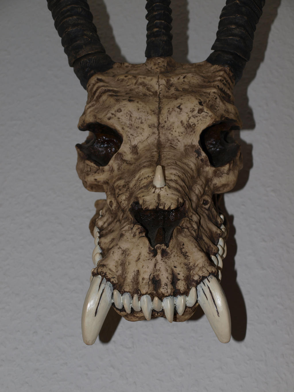 Skull Stock 14 by PsykoHilly