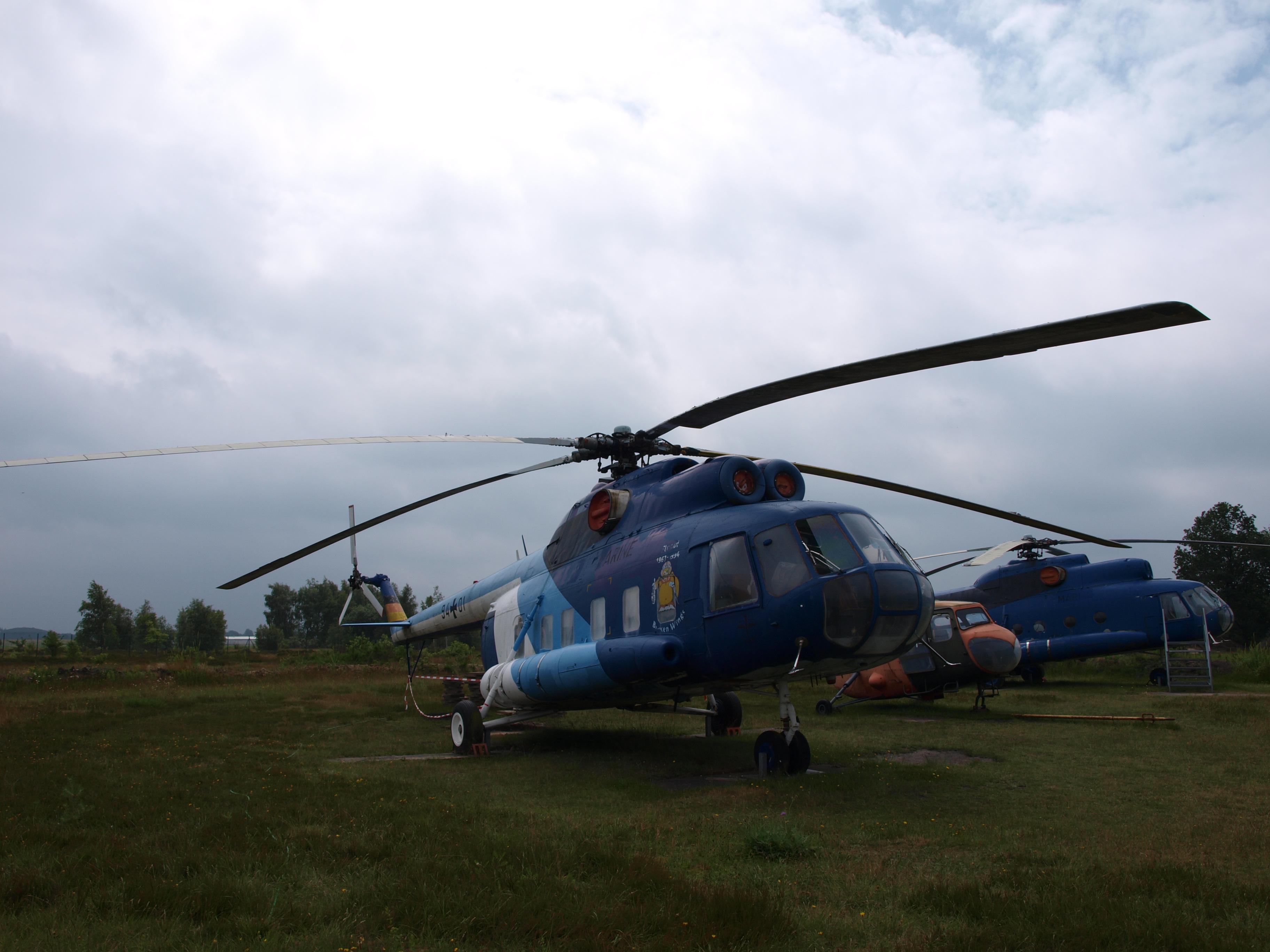 Mil Mi-8 by PsykoHilly