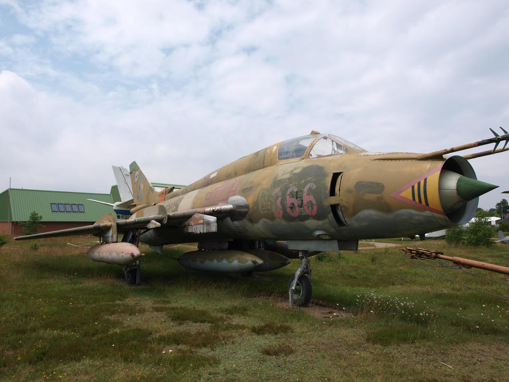 Sukhoi Su-22 04 by PsykoHilly