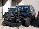 Crashed Car 02