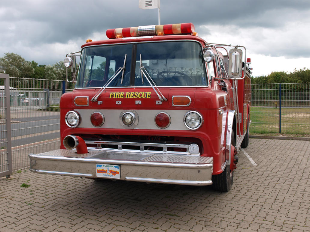 Fire Truck 02 by PsykoHilly