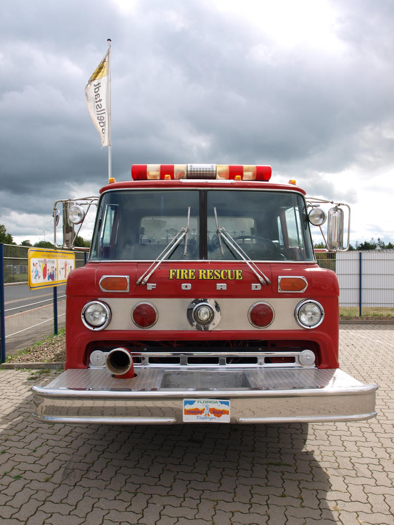 Fire Truck 04 by PsykoHilly