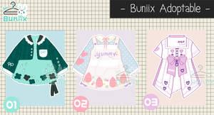 [CLOSED] BUNIIX CLOTHES ADOPTABLE 273