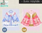 [CLOSED] BUNIIX CLOTHES ADOPTABLE 340