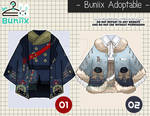 [CLOSED] BUNIIX CLOTHES ADOPTABLE 413 by RublizzX