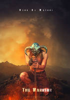 The Warrior by Hend-Watani