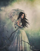 Elizabeth Book cover by Hend-Watani