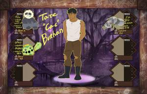 PokemonBiome - Swamp - Cac by JinxBiss