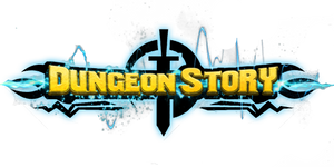 Dungeon Story Rpg Maker game logo
