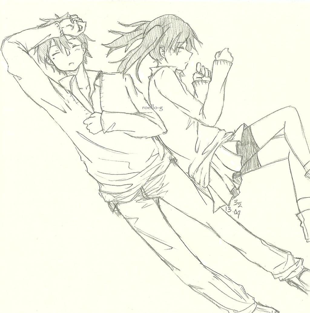 Haruka and Takane by Roello-G