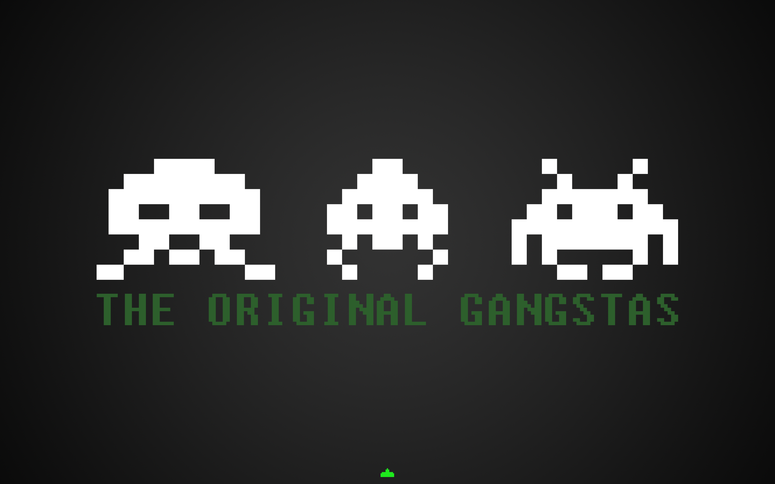 The Original Gangstas by ChesterLM