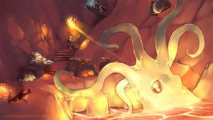 Lava Squid