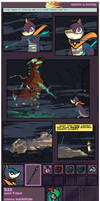 VFQuest 039: Dragonslayer by sulfurbunny