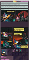 VFQuest 045: Indecision by sulfurbunny